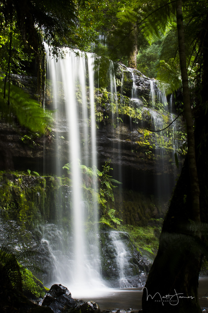 Russell Falls, Mt Field NP, Tasmania
