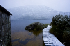 Dove Lake, Cradle Mt, Tasmania