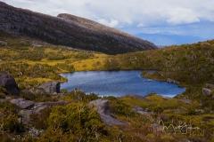 Mt Tyndall Range