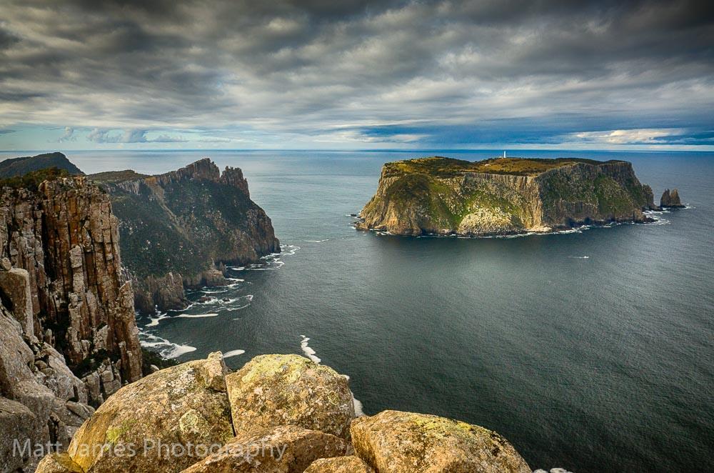 Cape Pillar & Tasman Island