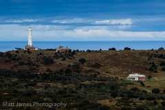 Tasman Island Light House